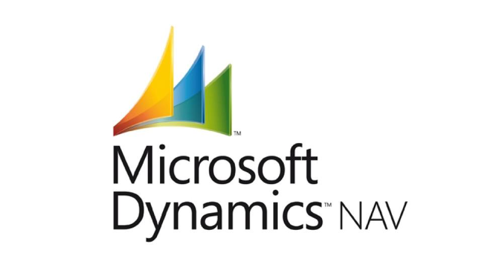 The Microsoft Dynamics logo
