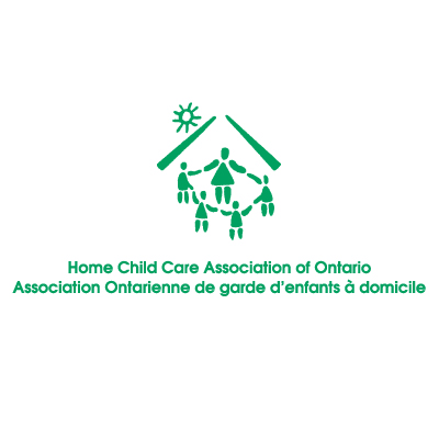 Home Child Care Association of Ontario Logo